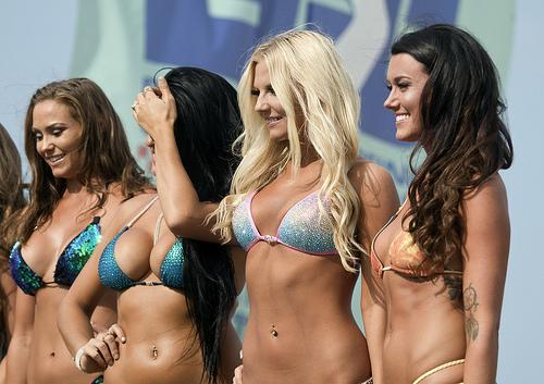 2017 ECSC East Coast Surfing Championships Virginia Beach  Miss ECSC Bikini Contest